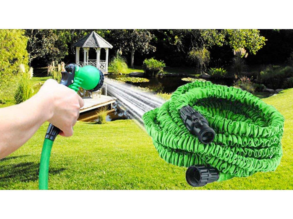Smršťovací hadice FLEXI na zahradu (4 varianty)