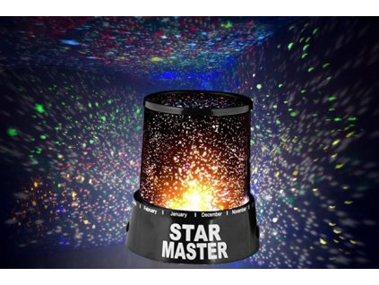 Projektor noční oblohy (STAR MASTER)