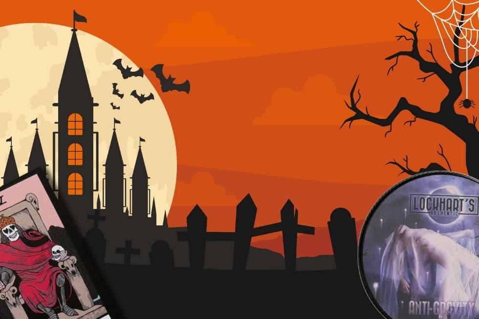 Halloween sezóna zahájena + Lockhart's a Cellar Door novinky
