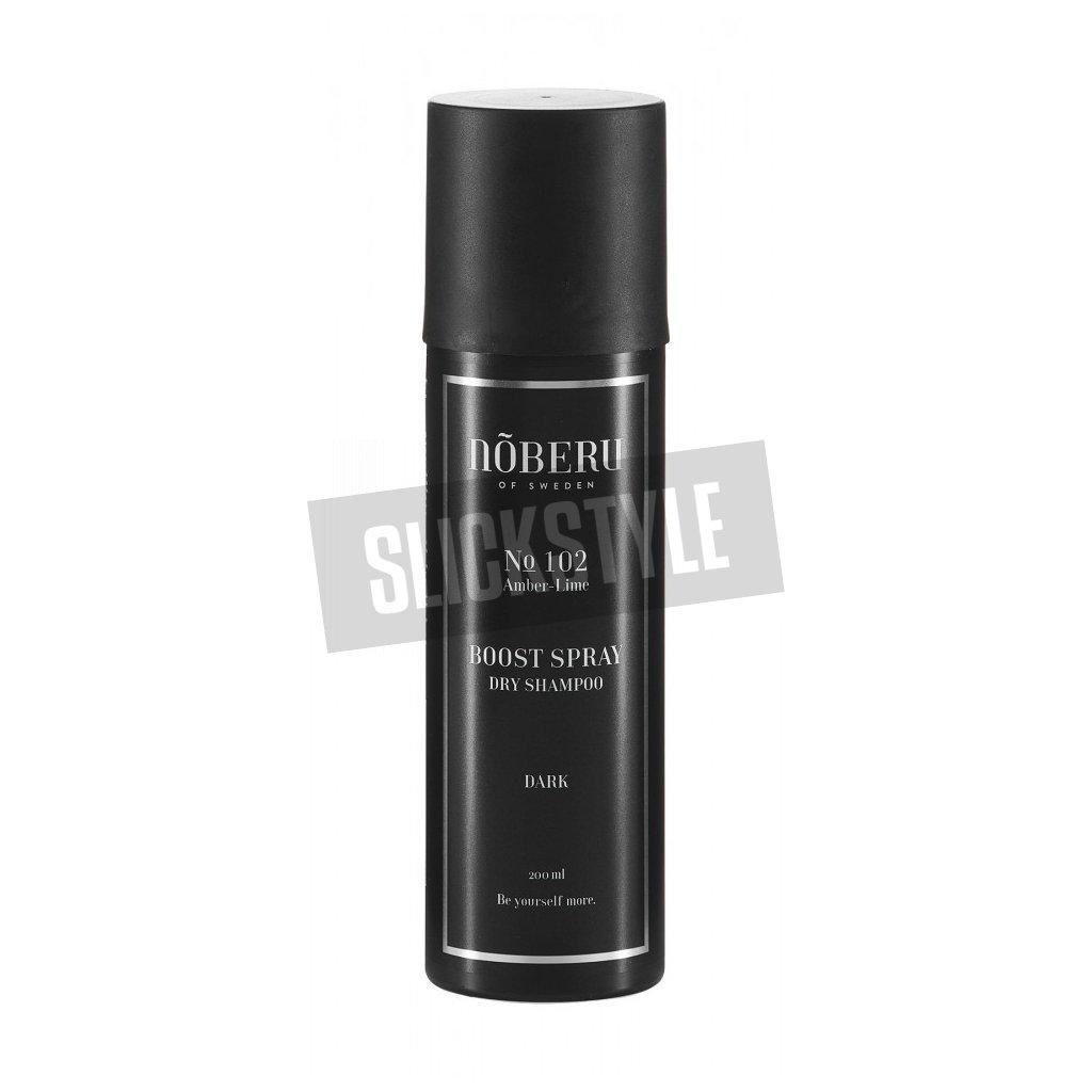 noberu dark dry shampoo new