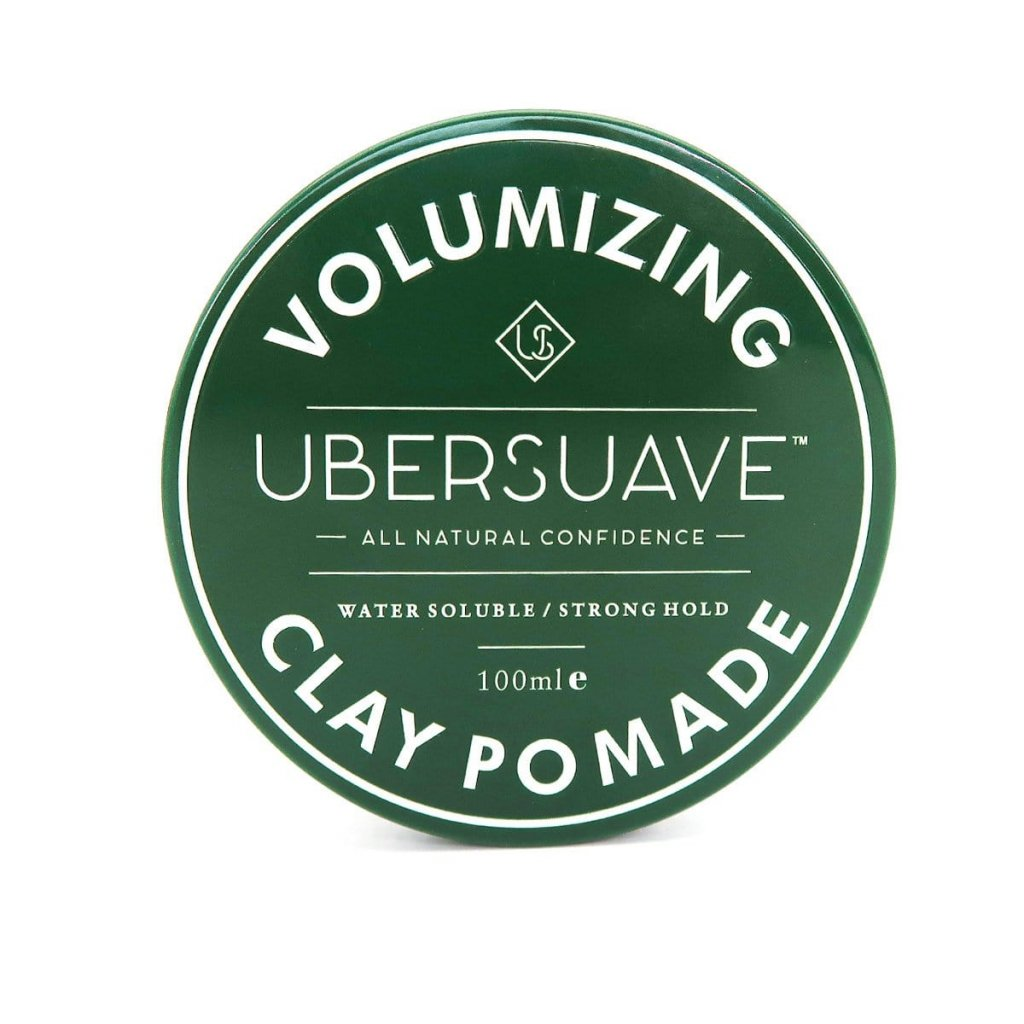 ubersuave clay pomade