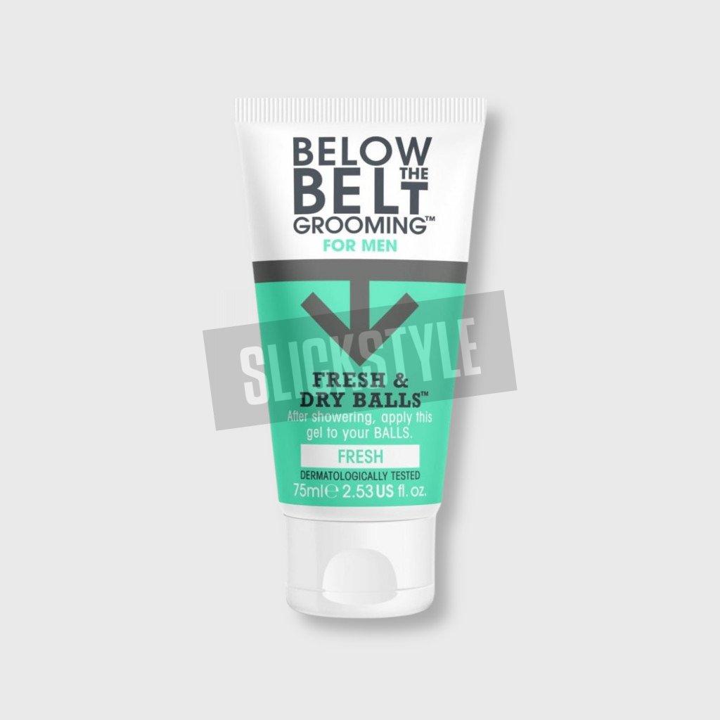 below the belt fresh gel