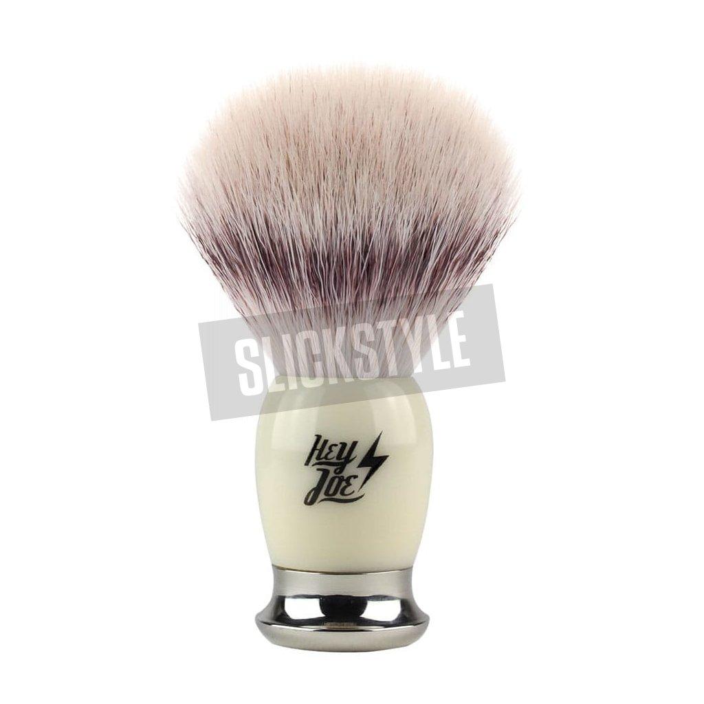 hey joe premium shaving brush badger fiber stetka na holeni slickstyle cz min