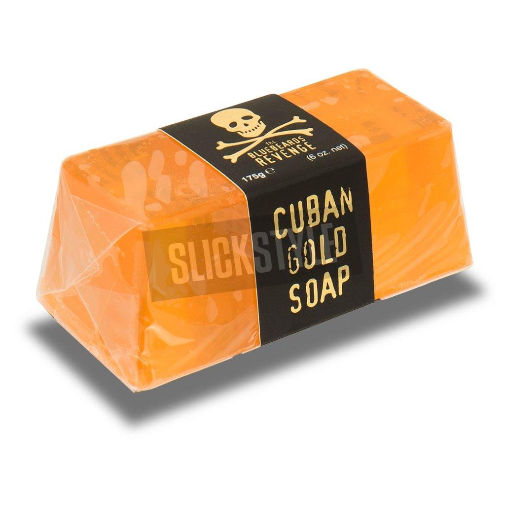 the bluebeards revenge cuban gold soap telove mydlo slickstyle cz