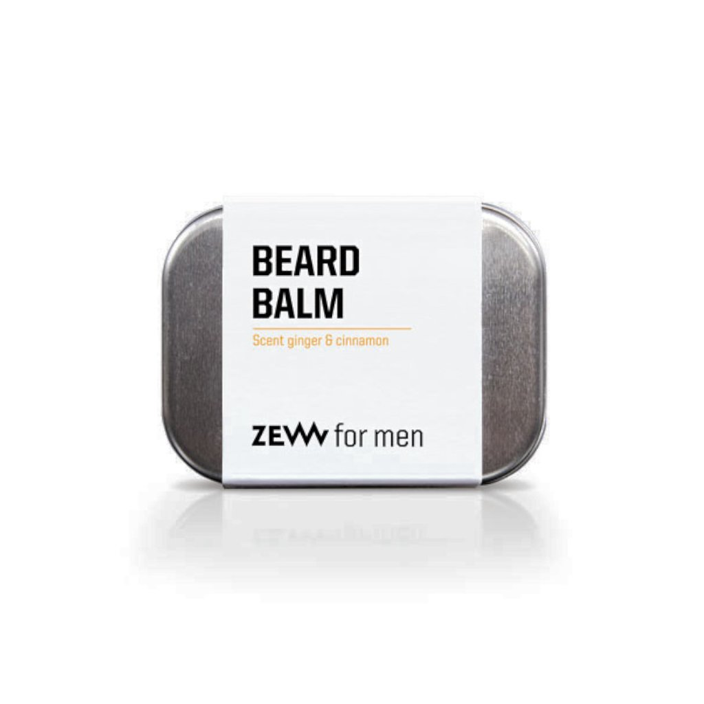 zew for men winter beard balm balzam na vousy