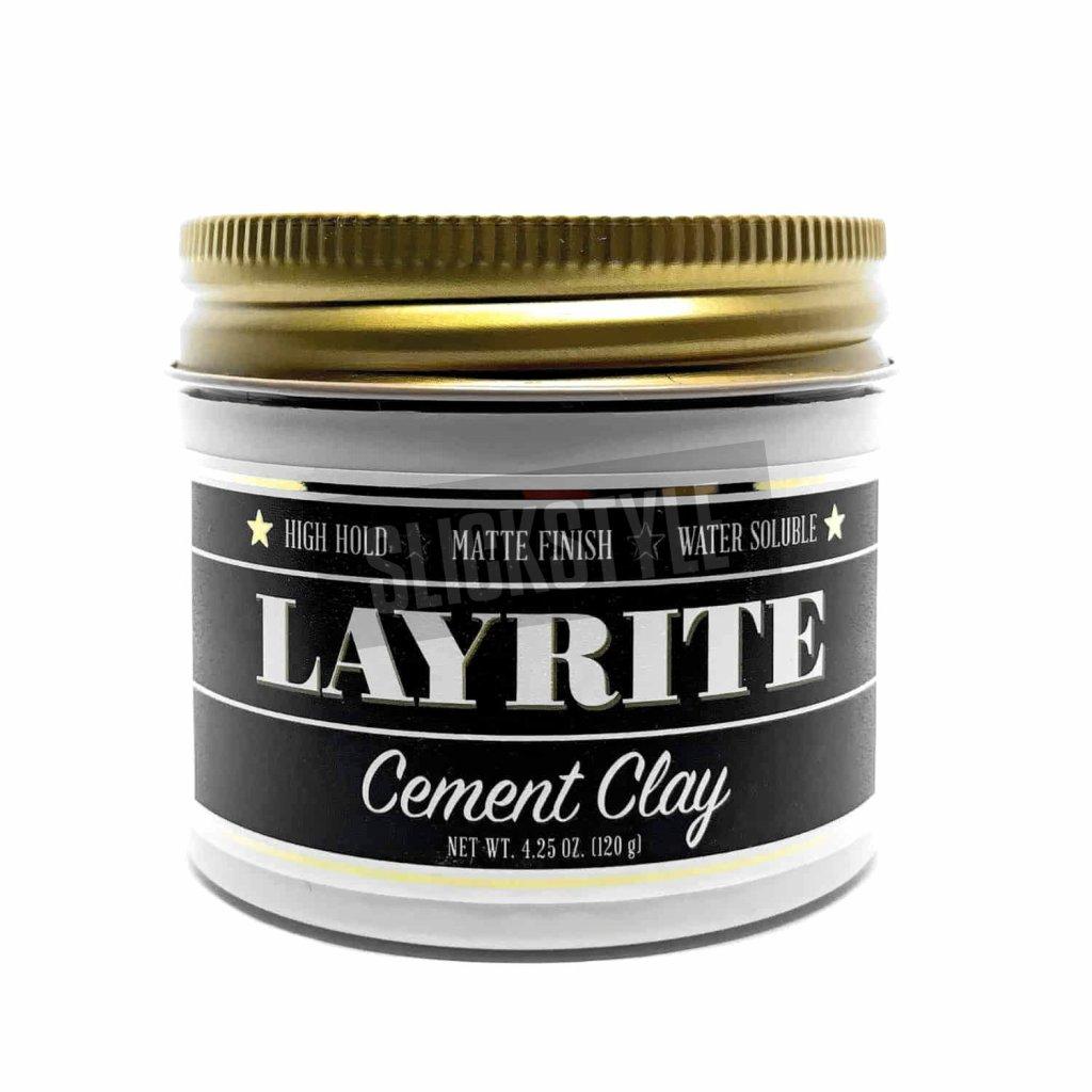 layrite cement clay hlina na vlasy new min
