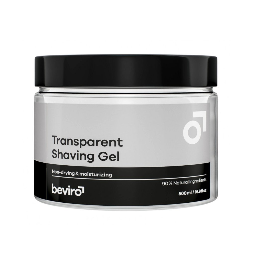 beviro transparentni gel na holeni 500ml