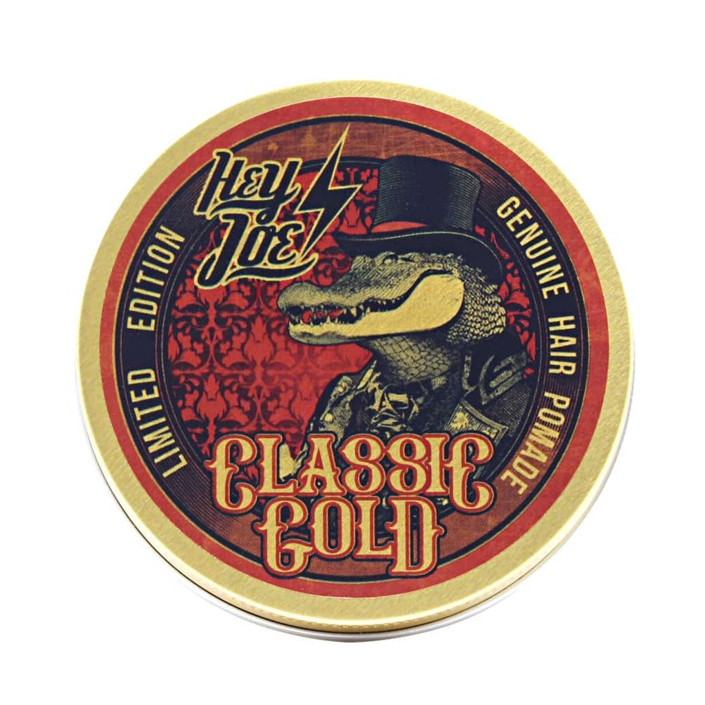 hey joe classic gold pomade