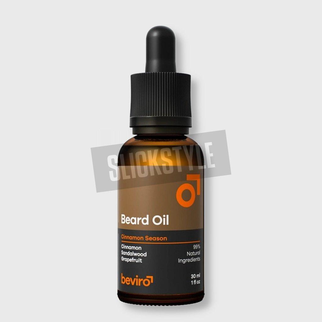beviro olej na vousy cinnamon season