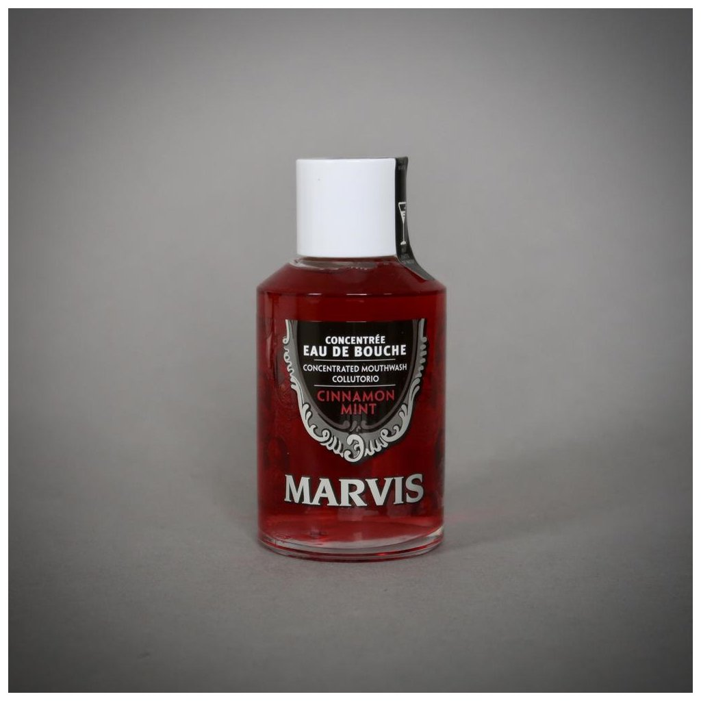 marvis cinnamon mint 120ml