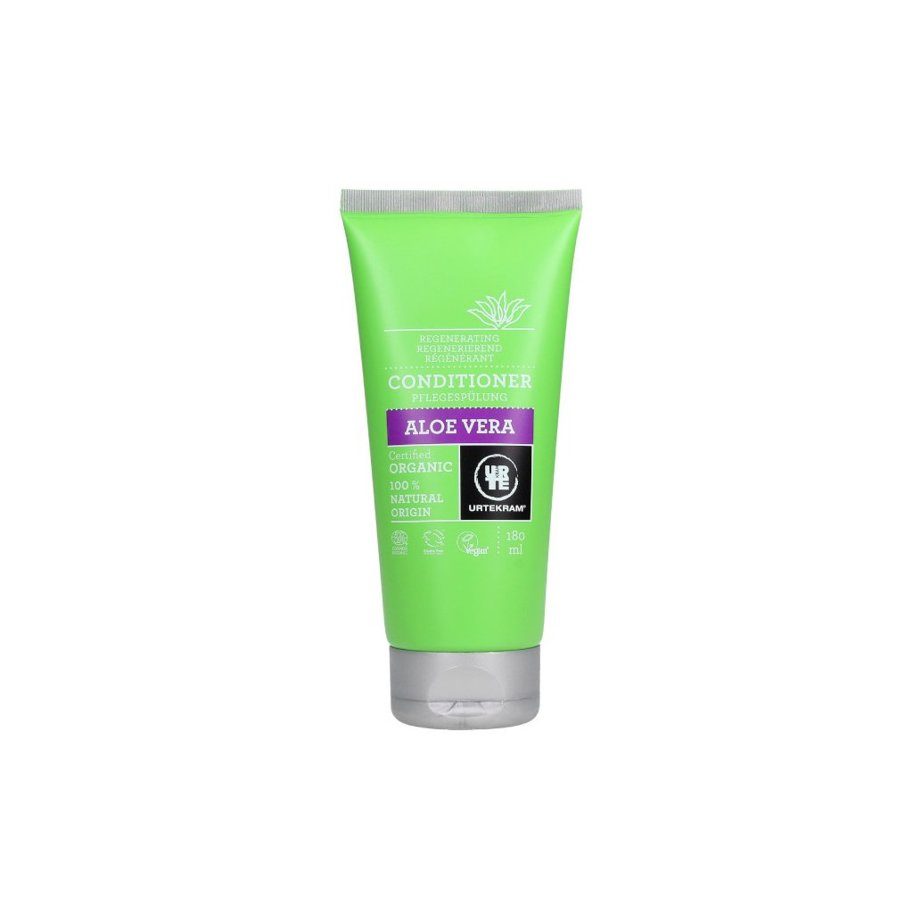 urtekram organic aloe vera conditioner 180 ml