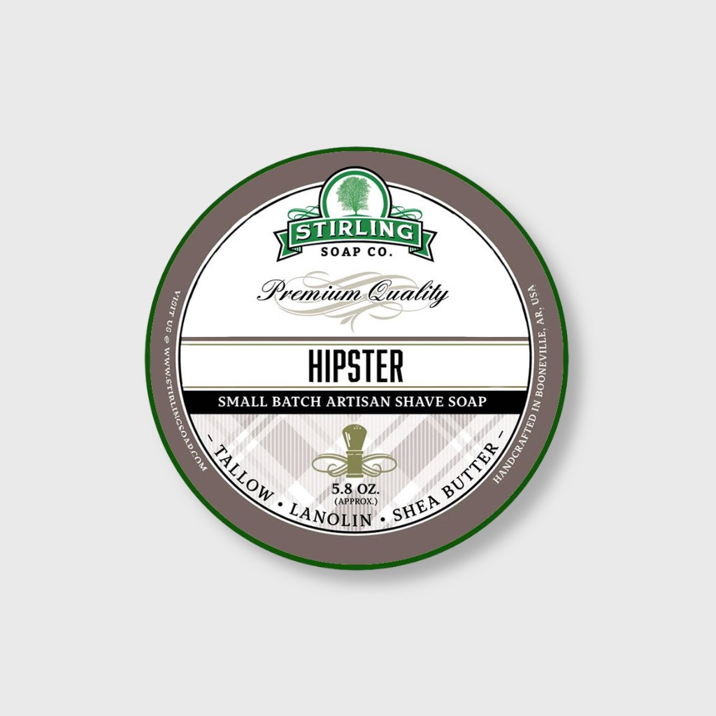 stirling soap company hipster soap