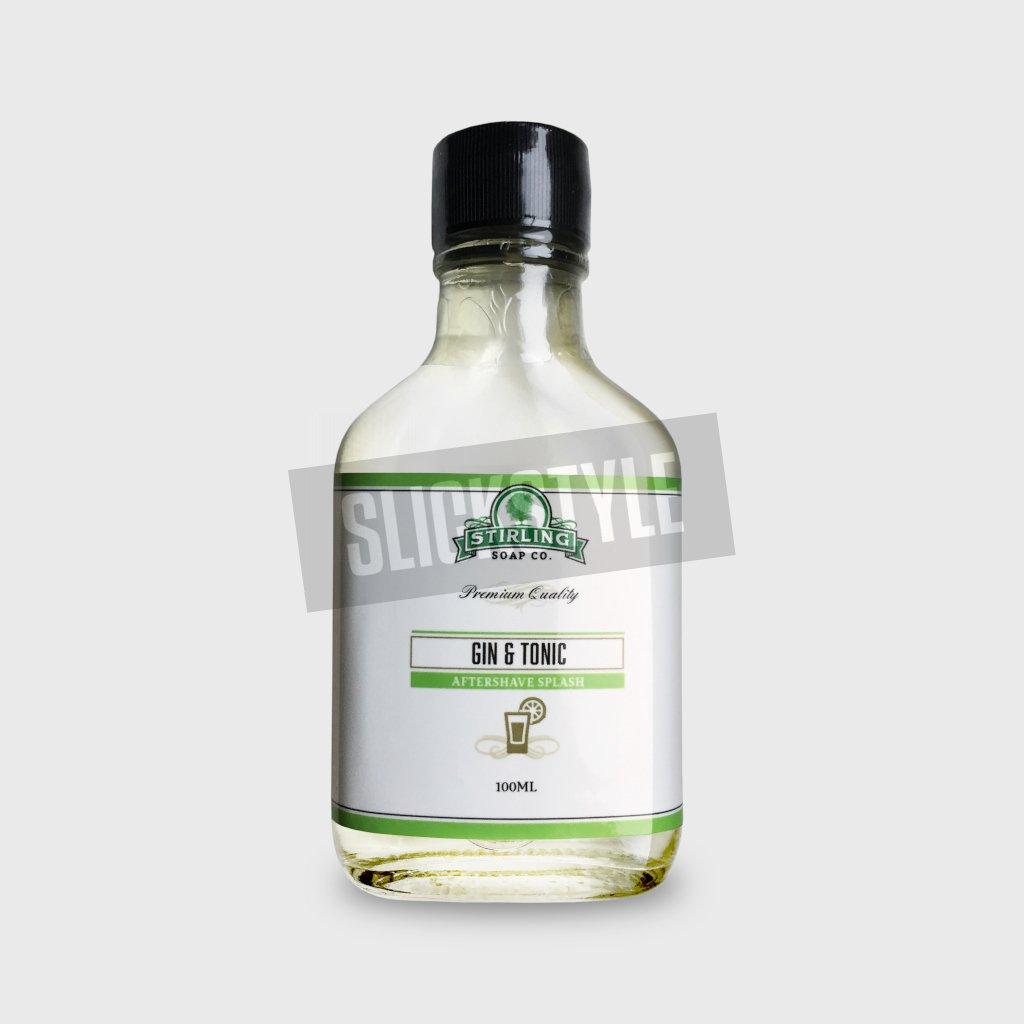 stirling gin tonic voda