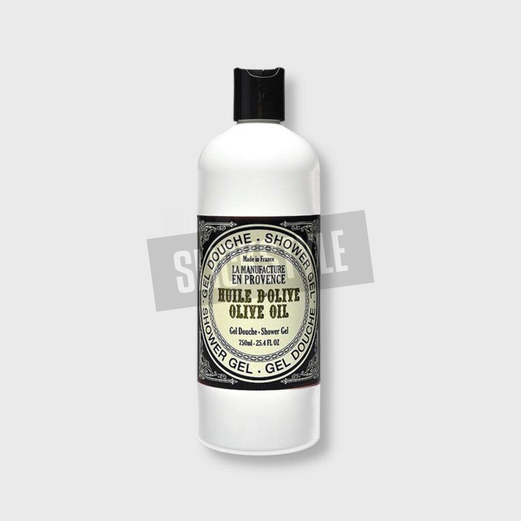 lmep olive oil shower gel