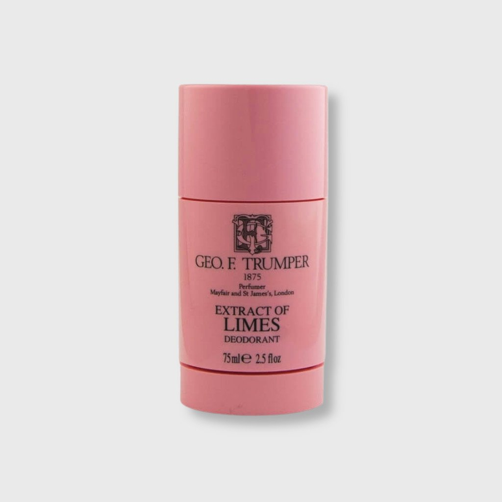 geo f trumper extract of limes deo