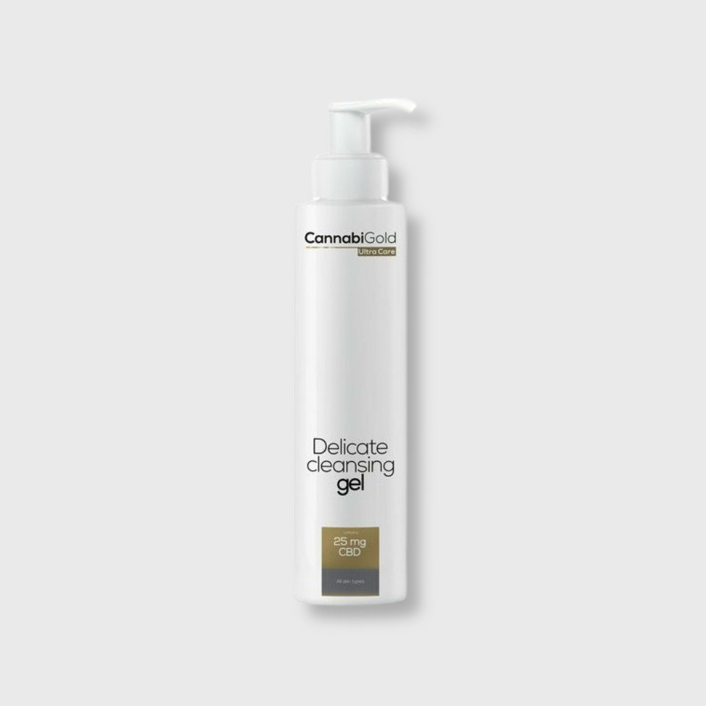 cannabigold cleansing gel
