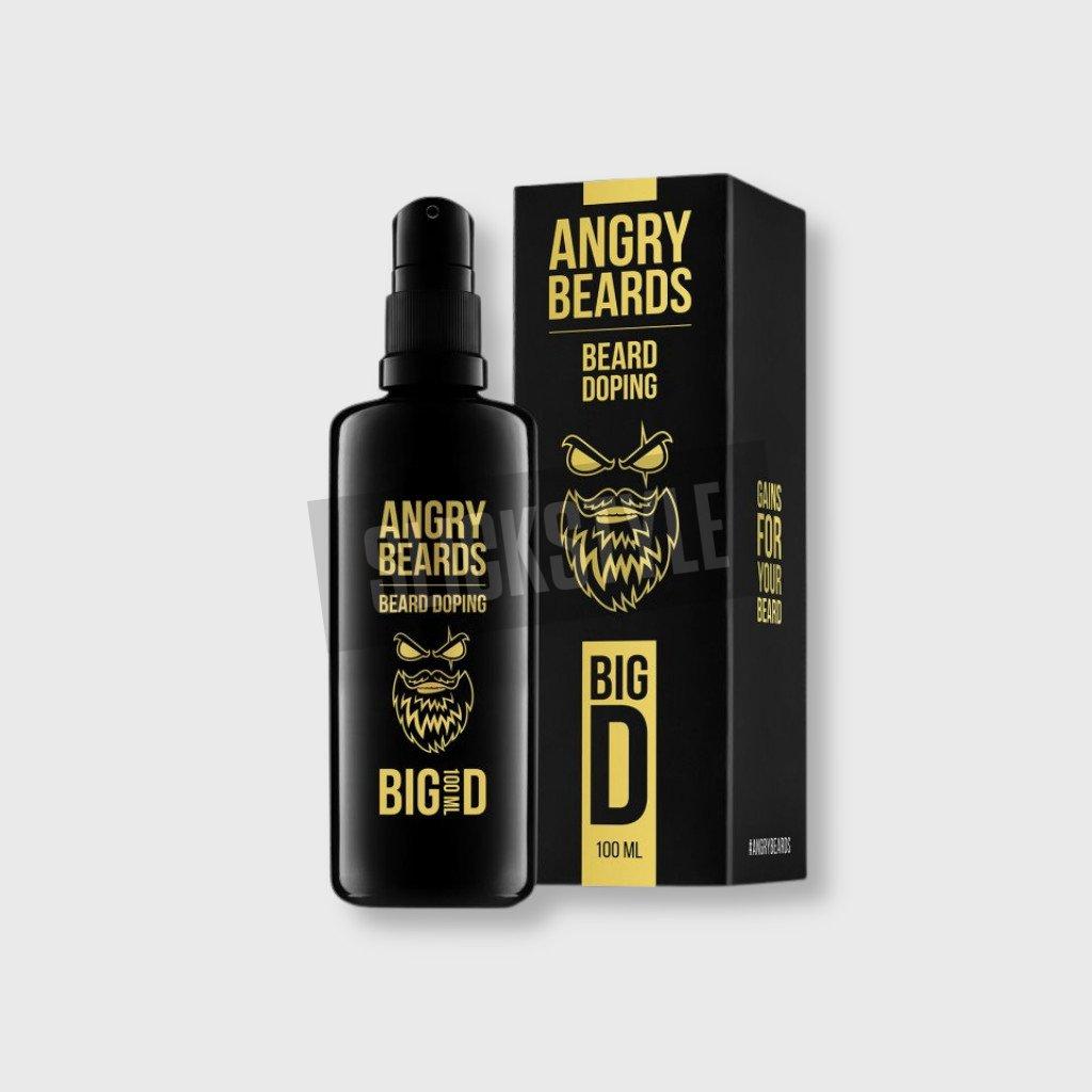 angry beards beard doping big d 100 ml