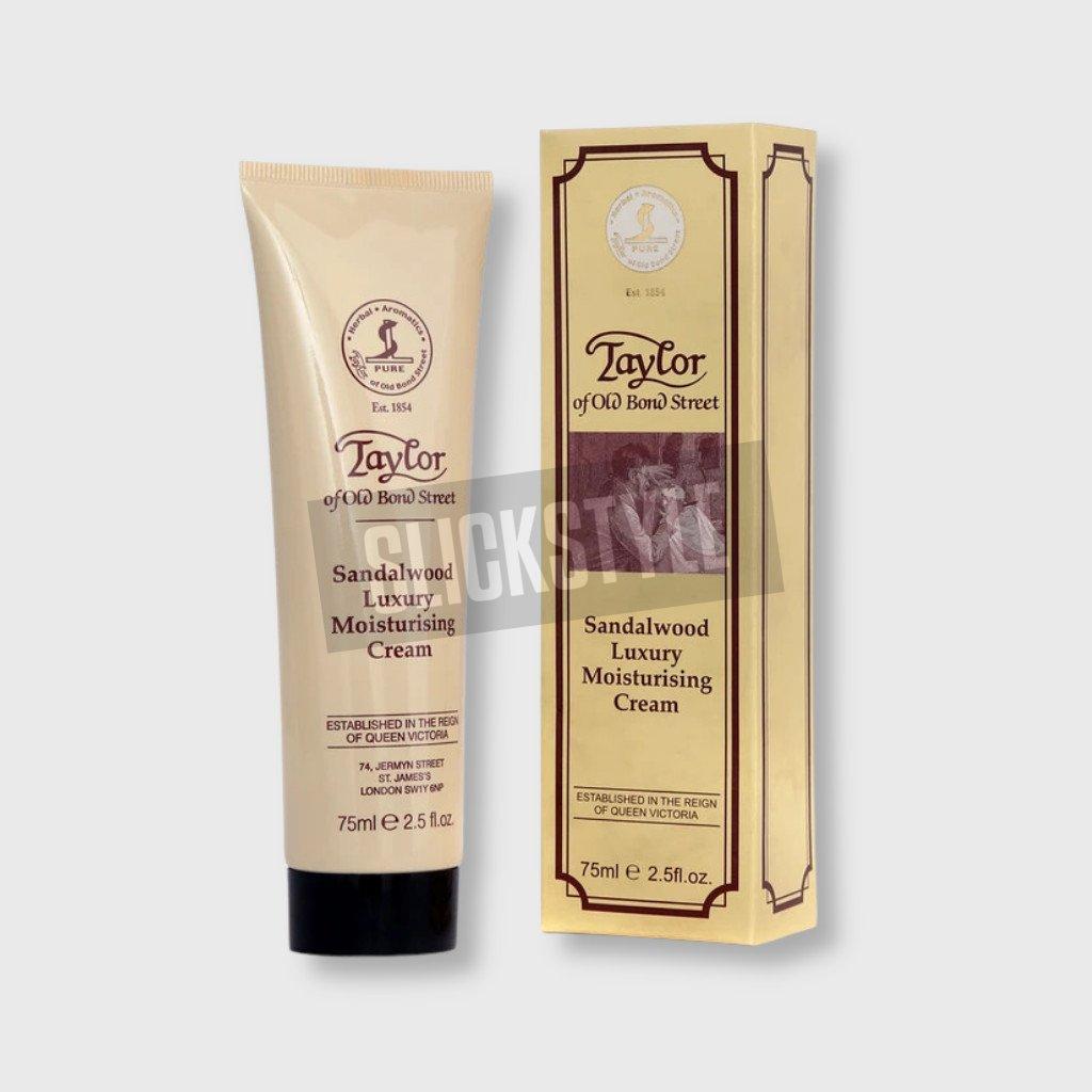 toobs moisturising cream