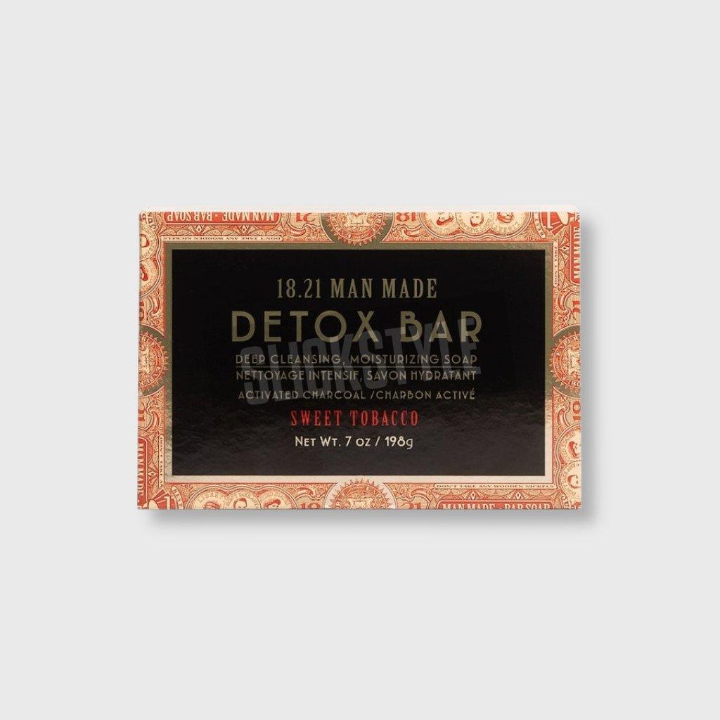 18 21 man made detox bar