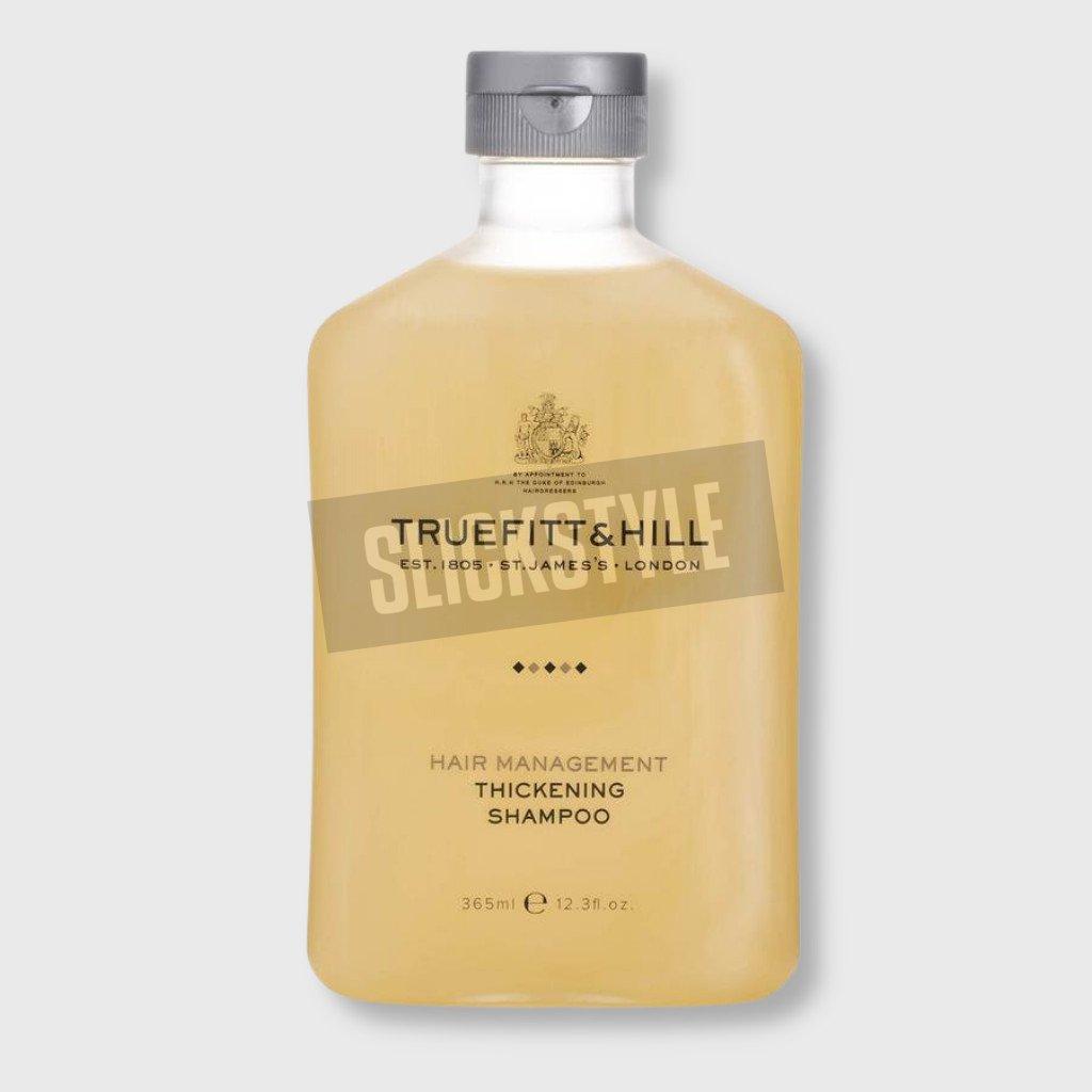 truefitt and hill hair management thickening shampoo 365ml