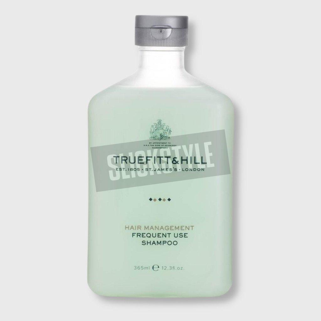 truefitt and hill hair management frequent use shampoo 365ml