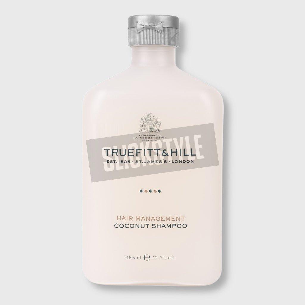 truefitt and hill hair management coconut shampoo 365ml