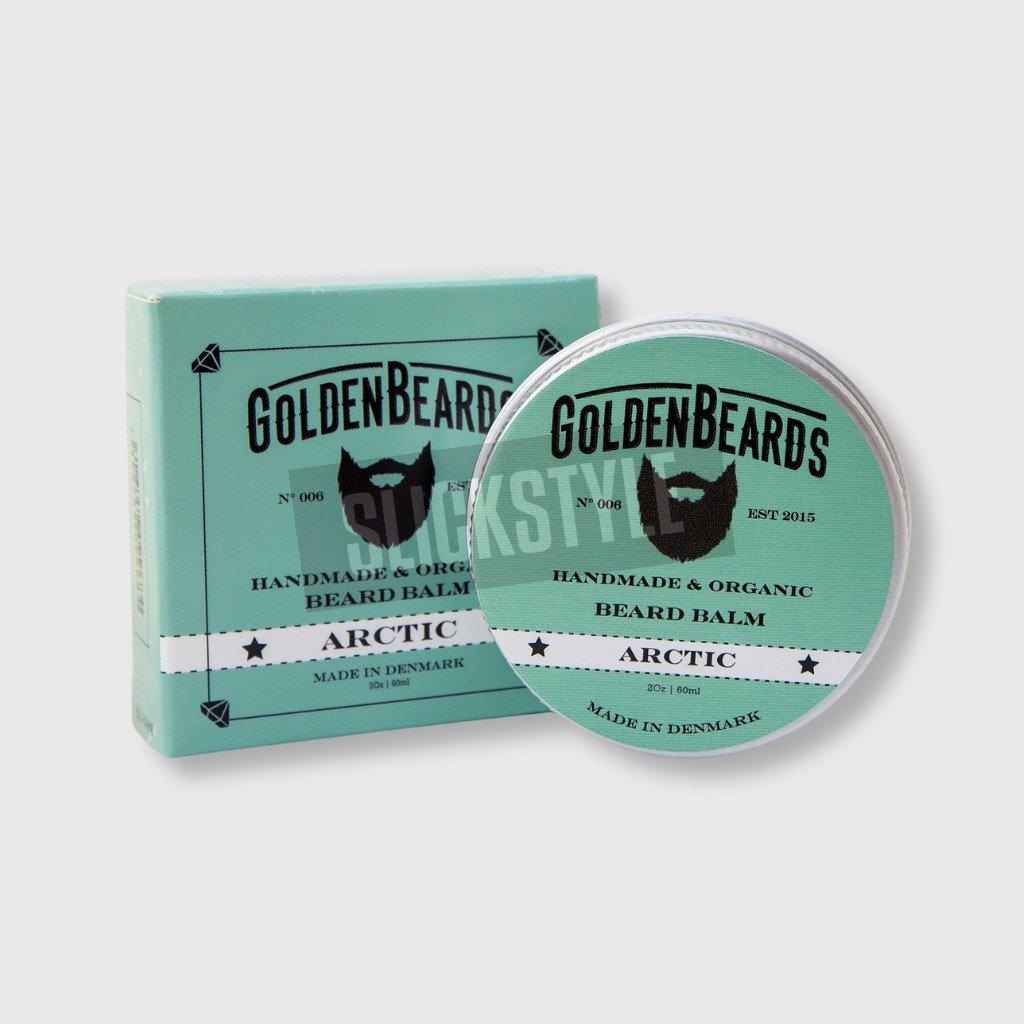 golden beards big arctic beard balm