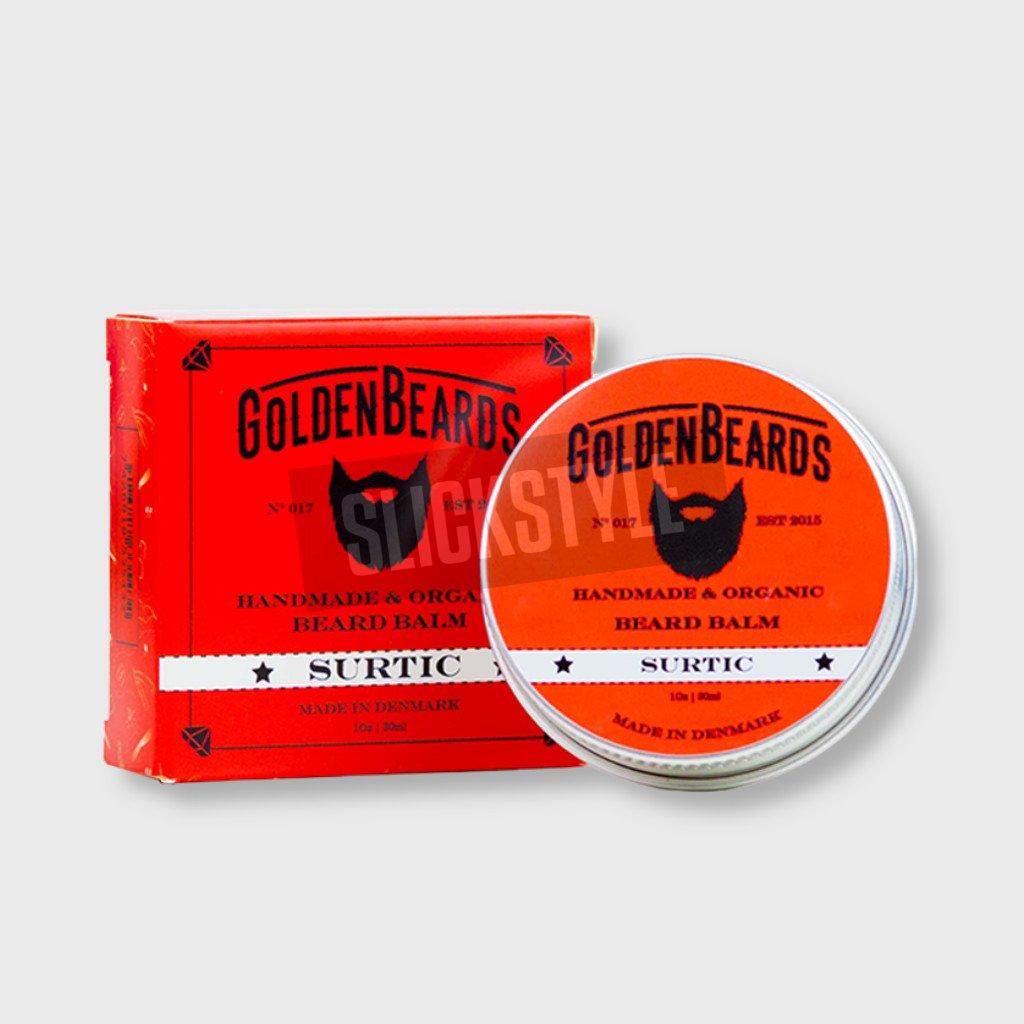 golden beards big surtic beard balm