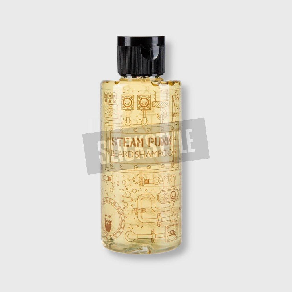 pan drwal steam punk beard shampoo