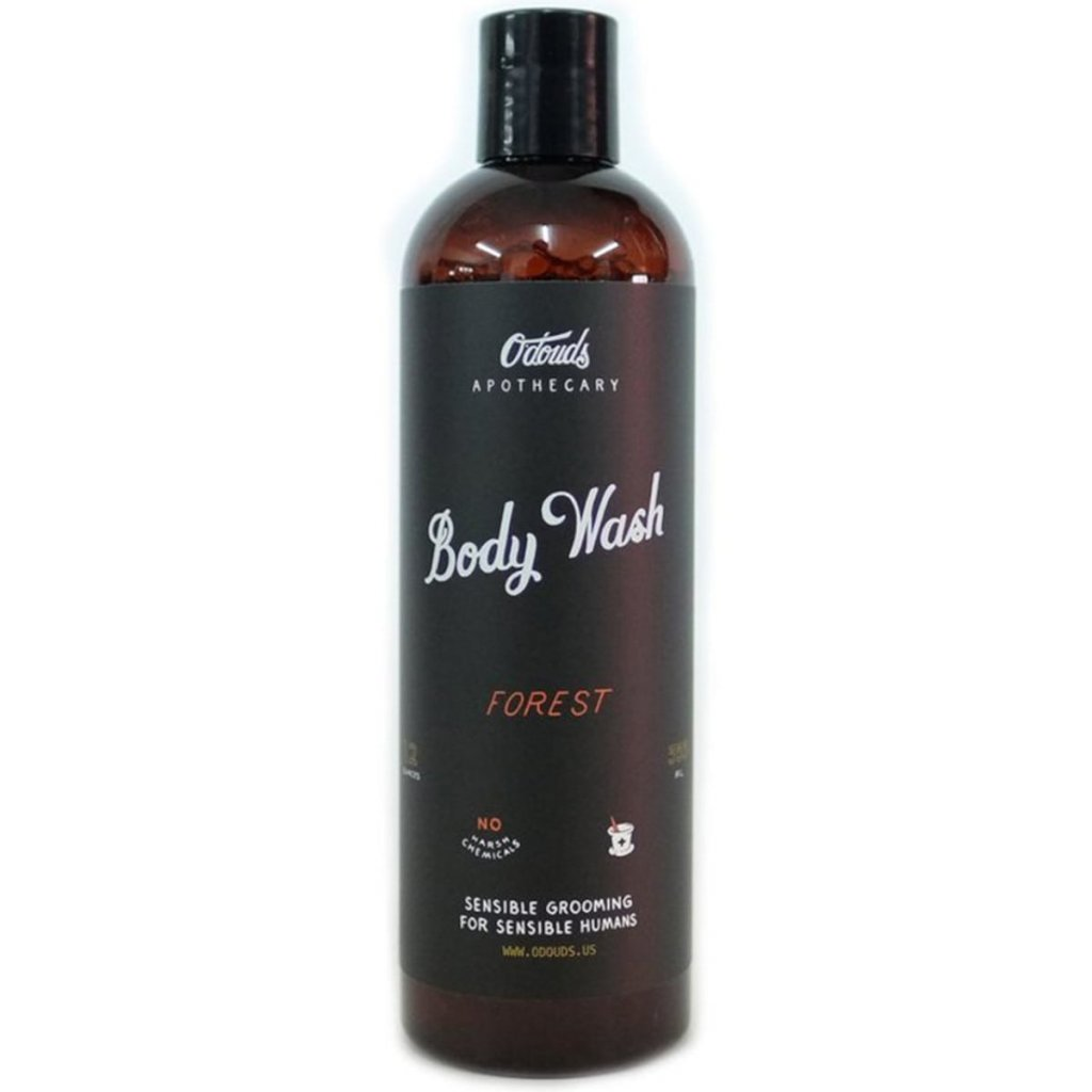 ODouds Body Wash Forest sprchovy gel min