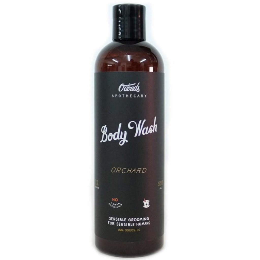 ODouds Body Wash Orchard sprchovy gel min