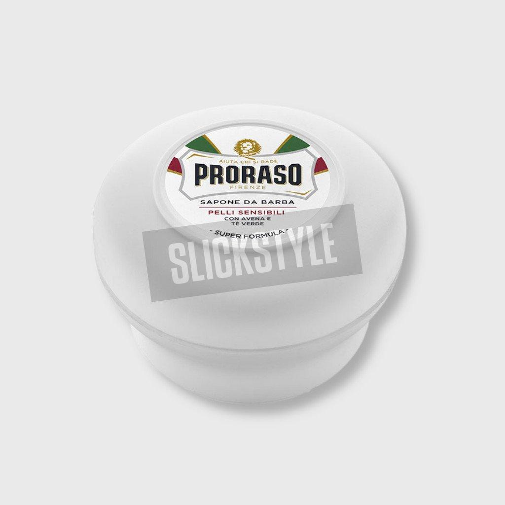 proraso sensitive mydlo na holeni 150ml