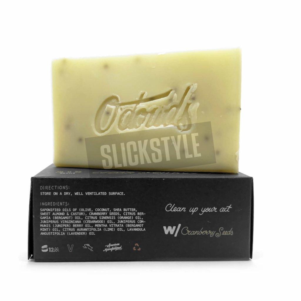 odouds cedar citrus soap tuhle mydlo new min