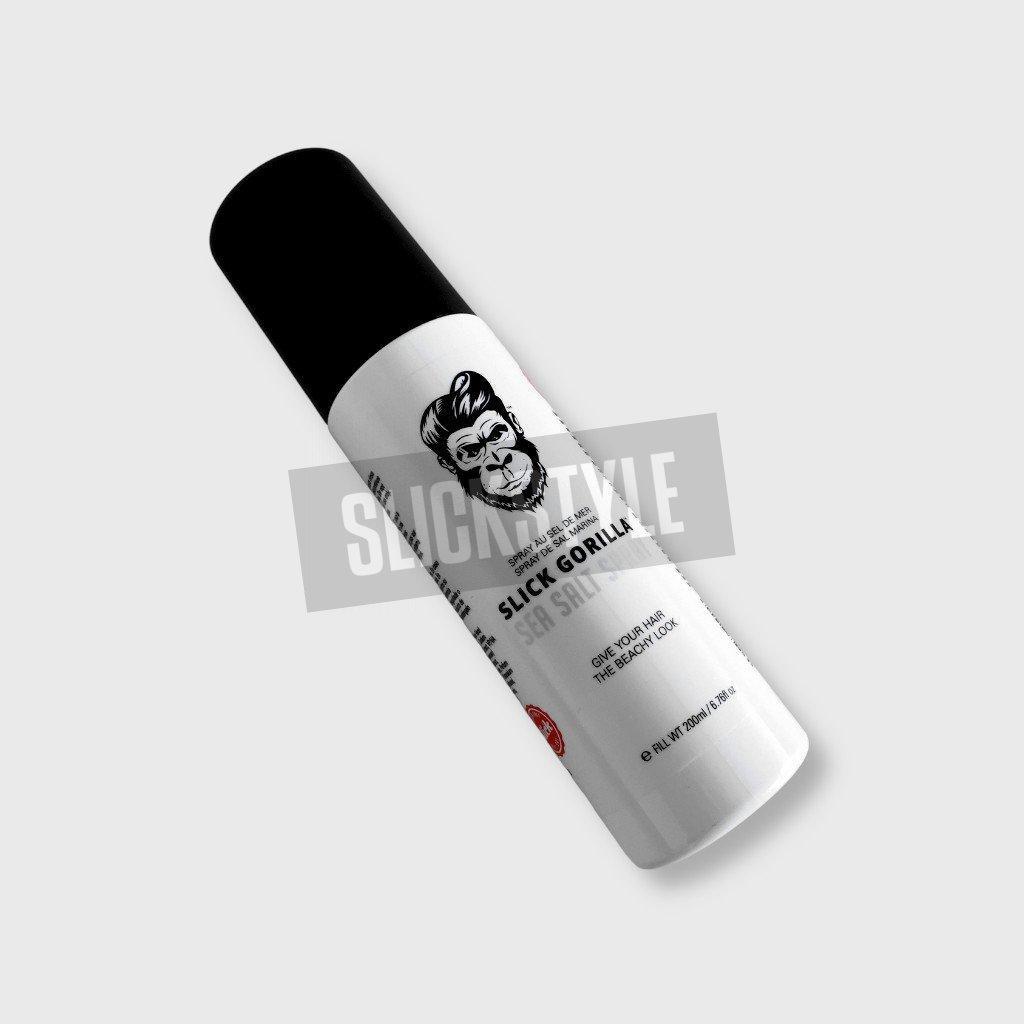slick gorilla sea salt spray 200ml slickstyle