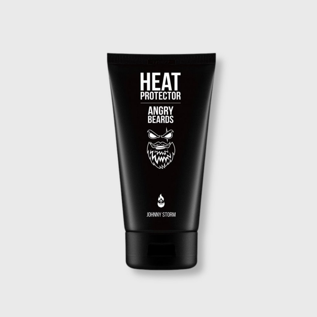 angry beards heat protector new