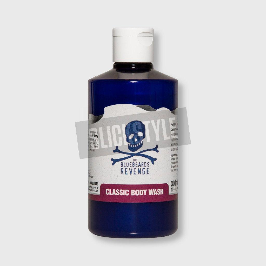 bluebeards revenge classic body wash
