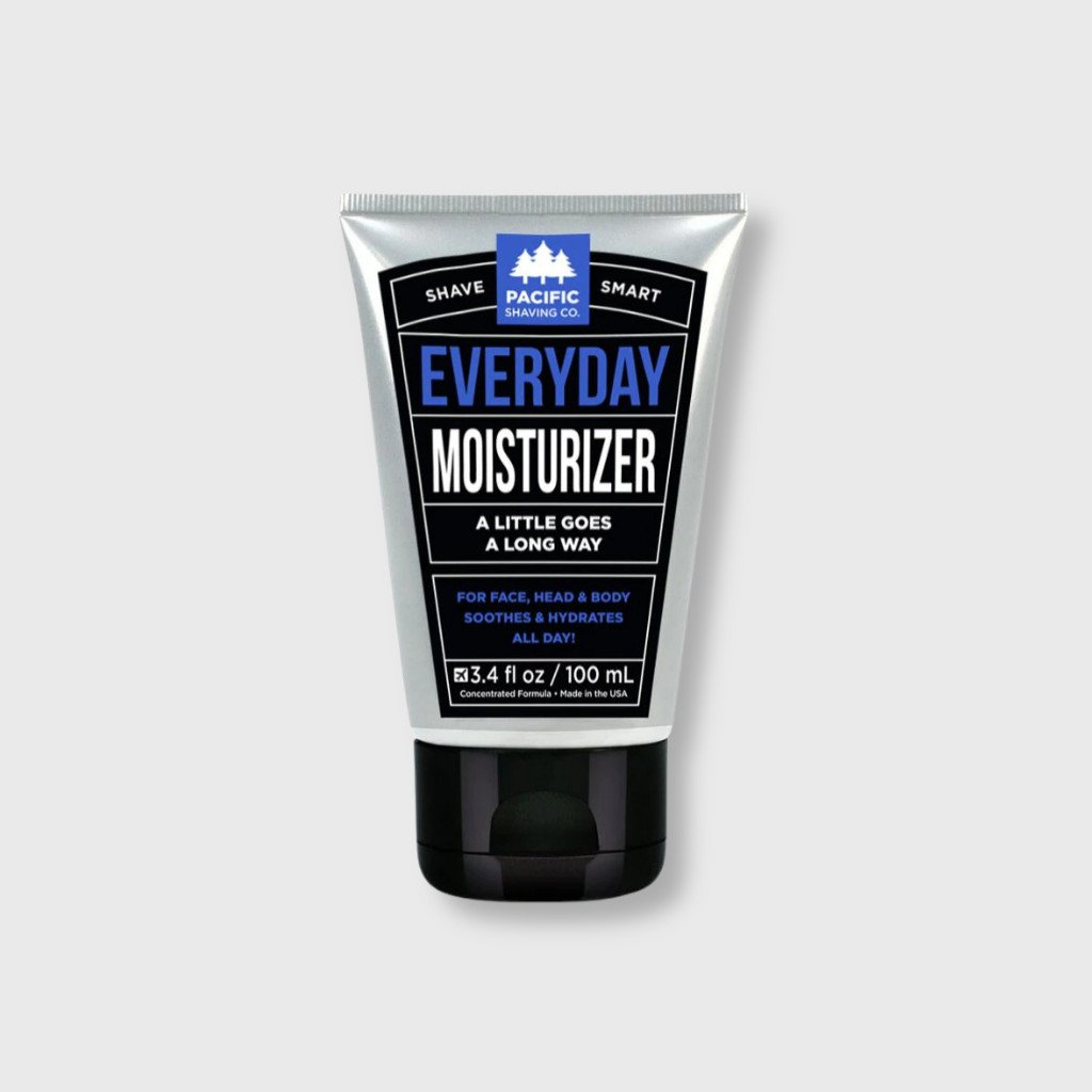 pacific shaving everyday moisturizer