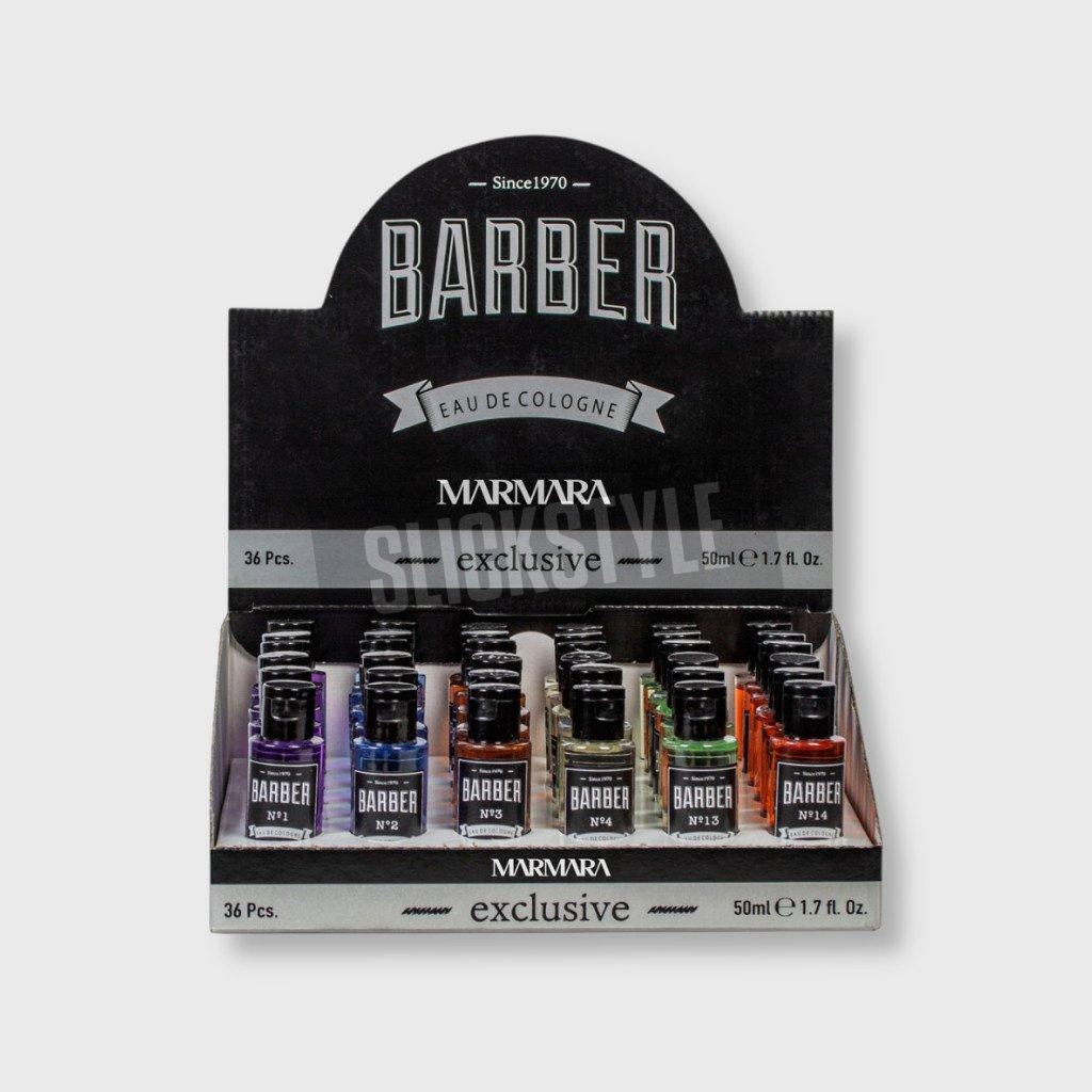 marmara barber display box