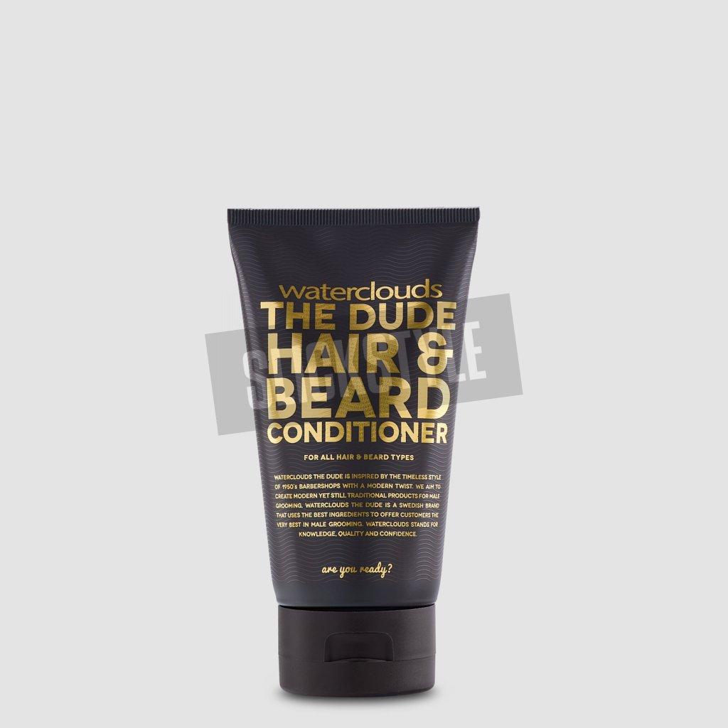 The Dude Hair & Beard Conditioner kondicionér na vlasy a vousy 150 ml