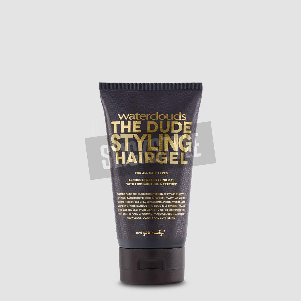 The Dude Styling Hairgel gel na vlasy 150 ml