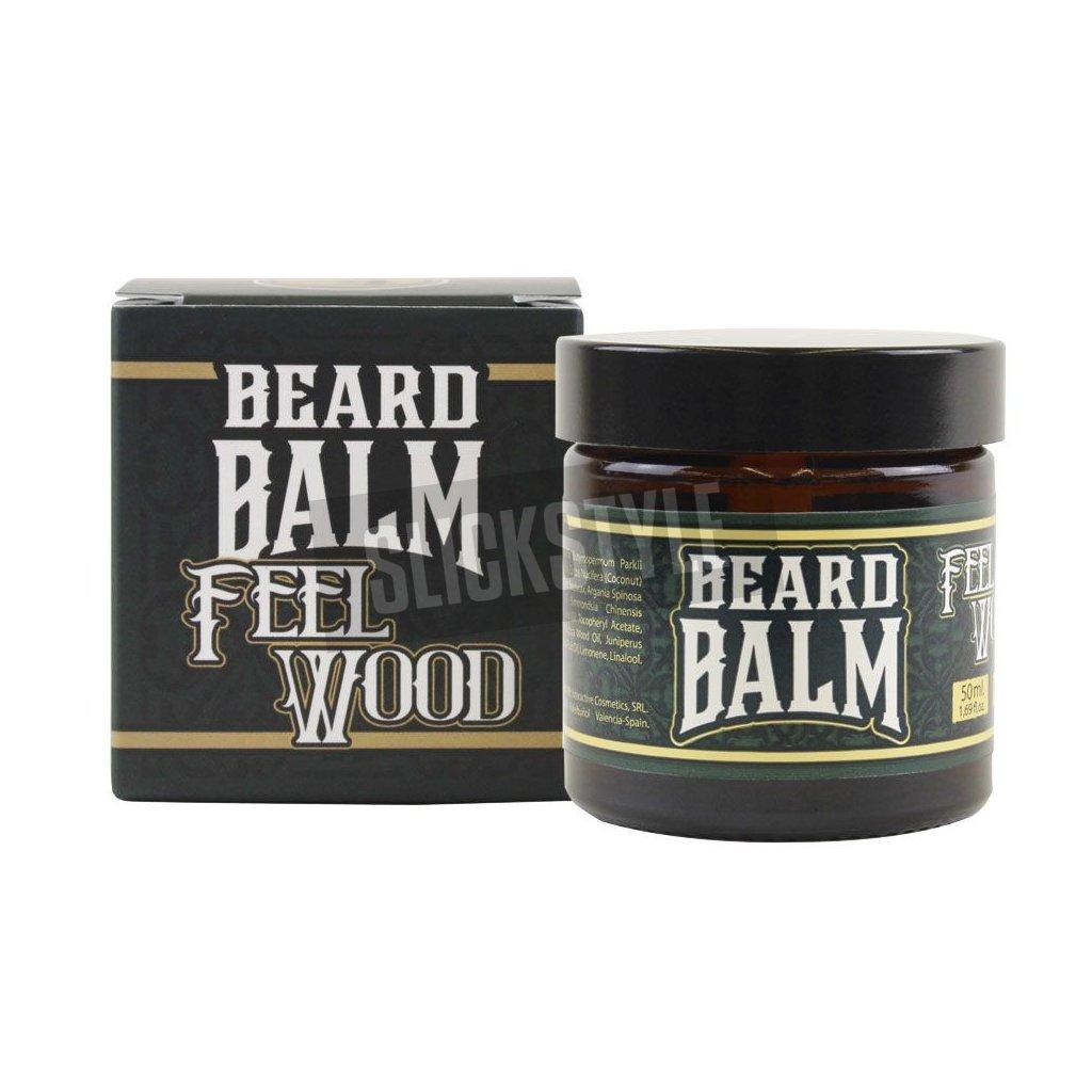 hey joe feel wood balzam na vousy