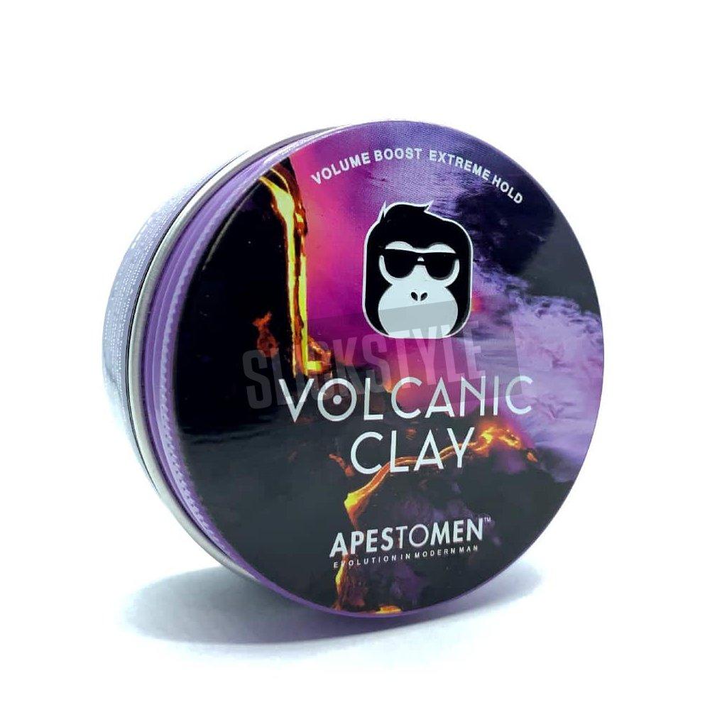 apestomen volcanic clay min