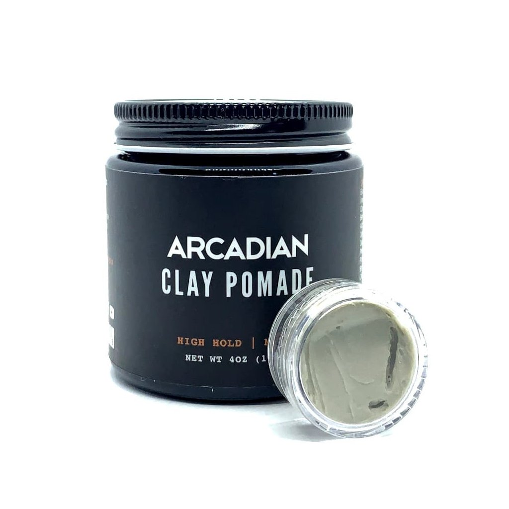 Arcadian Clay Pomade sample min