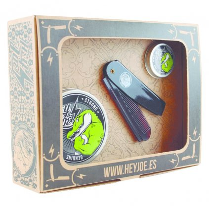 hey joe strong pomade survival kit min