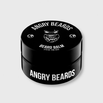 angry beards steve the ceo balzam na vousy 50ml