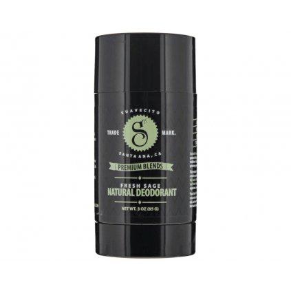 suavecito fresh sage deodorant new