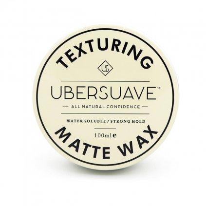 ubersuave matte wax min