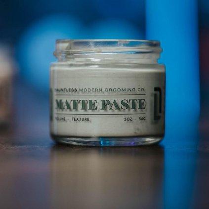 dauntless modern grooming matte paste min