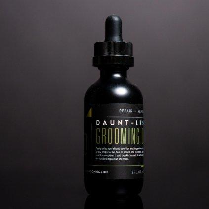 dauntless grooming oil