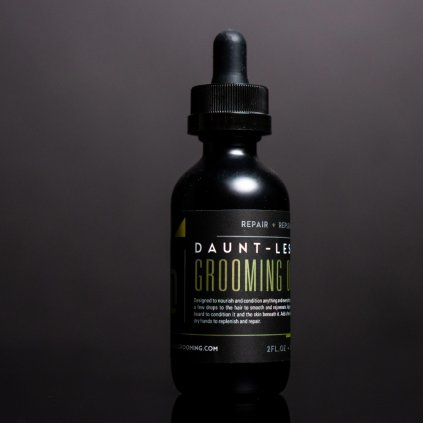 dauntless modern grooming oil min